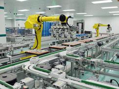 回收二手机器人 工业机器人回收现代工业机器人